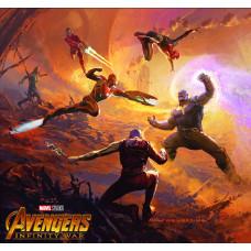 Marvel's Avengers: Infinity War - The Art of the Movie [Hardcover]