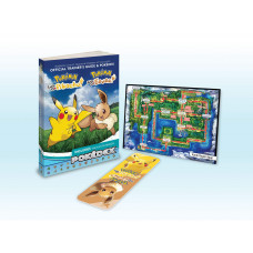 Pokémon: Let's Go, Pikachu! & Pokémon: Let's Go, Eevee!: Official Trainer's Guide & Pokédex [Paperback]
