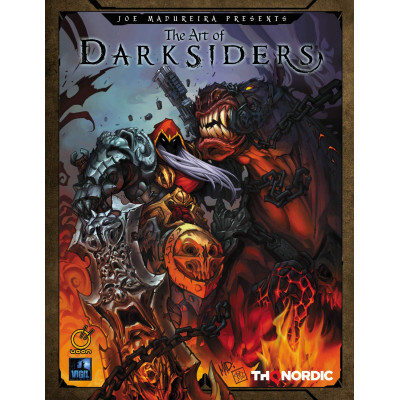 The Art of Darksiders [Hardcover]