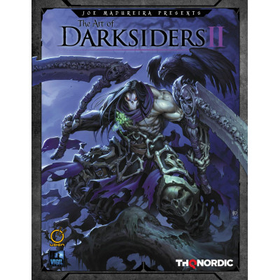 Артбук Udon The Art of Darksiders II [Hardcover]