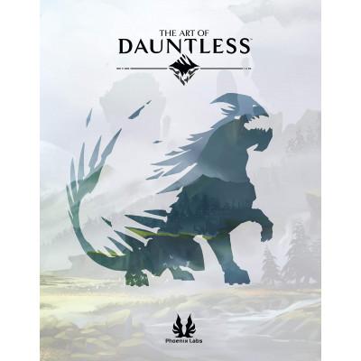 Артбук Dark Horse The Art of Dauntless [Hardcover]