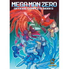 Mega Man Zero: Official Complete Works [Hardcover]