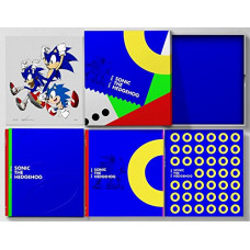 Official Sonic the Hedgehog 25th Anniversary Art Book Collector's Edition [Hardcover]