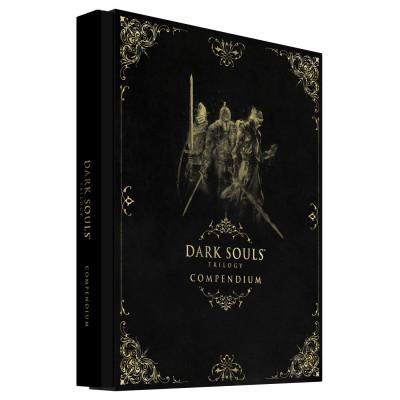 Dark Souls Trilogy Compendium [Hardcover]