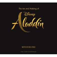 The Art and Making of Aladdin [Hardcover]