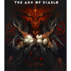 The Art of Diablo [Hardcover]