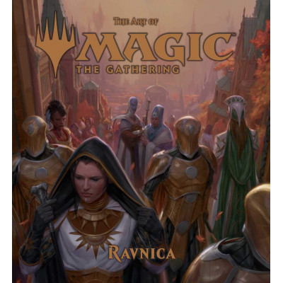 Артбук The Art of Magic: The Gathering - Ravnica [Hardcover]