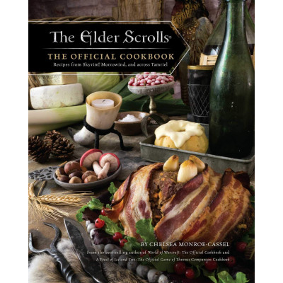 Книга Insight Editions The Elder Scrolls: The Official Cookbook (Recipes from Skyrim, Morrowind, and across Tamriel) [Hardcover]