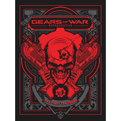 Артбук Udon Gears of War: Retrospective [Hardcover]