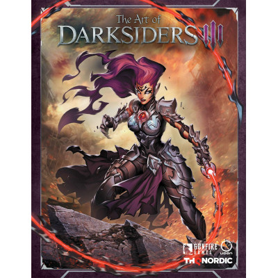 The Art of Darksiders III [Hardcover]