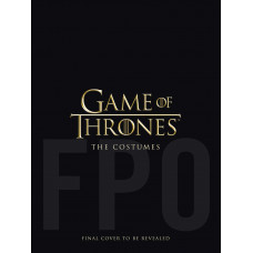 Game of Thrones: The Costumes [Hardcover]