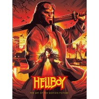 Hellboy: The Art Of The Motion Picture (2019) [Hardcover]