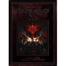 The Art of Diablo [Hardcover]