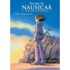 The Art of Nausicaä of the Valley of the Wind [Hardcover]
