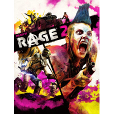 The Art of RAGE 2 [Hardcover]