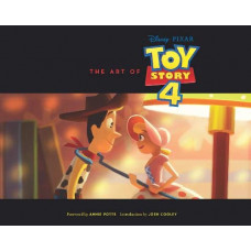 The Art of Toy Story 4 [Hardcover]