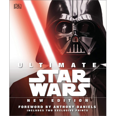 Книга Dorling Kindersley Ultimate Star Wars New Edition: The Definitive Guide to the Star Wars Universe [Hardcover]