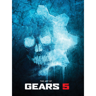 Артбук The Art of Gears 5 [Hardcover]