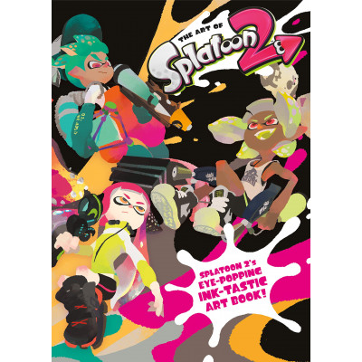 Артбук Dark Horse The Art of Splatoon 2 [Hardcover]