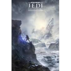 The Art of Star Wars Jedi: Fallen Order [Hardcover]