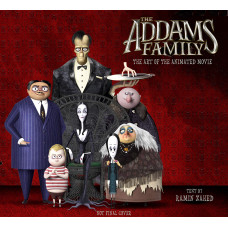 The Art of The Addams Family [Hardcover]