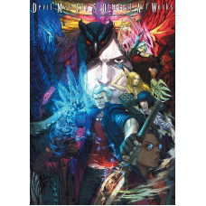 Devil May Cry 5 Official Art Works [Paperback]