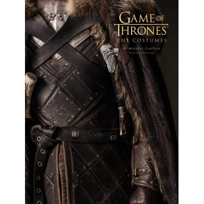 Книга HarperCollins Game of Thrones: The Costumes [Hardcover]