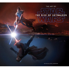 The Art of Star Wars: The Rise of Skywalker [Hardcover]