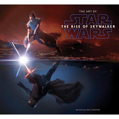 Артбук Abrams The Art of Star Wars: The Rise of Skywalker [Hardcover]