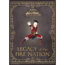 Avatar: The Last Airbender - Legacy of The Fire Nation [Hardcover]