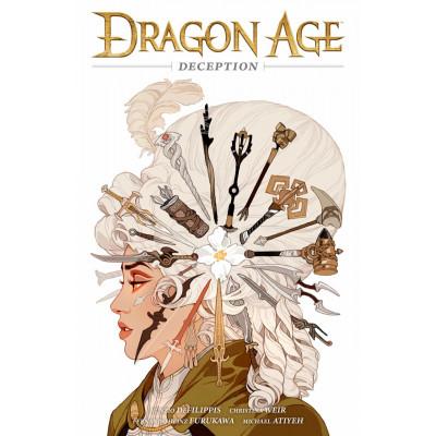 Книга Dark Horse Dragon Age: Deception [Hardcover]