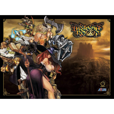 Артбук Udon Dragon's Crown: Official Artworks [Hardcover]
