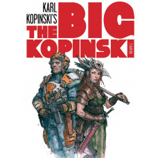 Karl Kopinski - The Big Kopinski vol.1 [Hardcover]