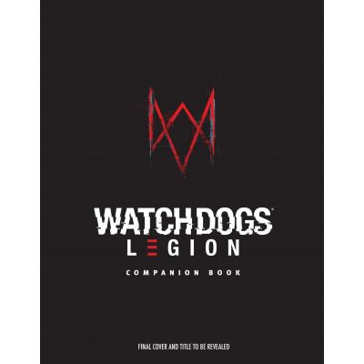Watch_Dogs Legion: Companion Book [Hardcover]