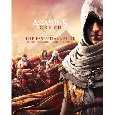 Assassin's Creed: The Essential Guide (2019) [Hardcover]