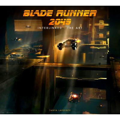 Артбук Titan Books Blade Runner 2049 - Interlinked - The Art [Hardcover]