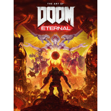 The Art of DOOM: Eternal [Hardcover]