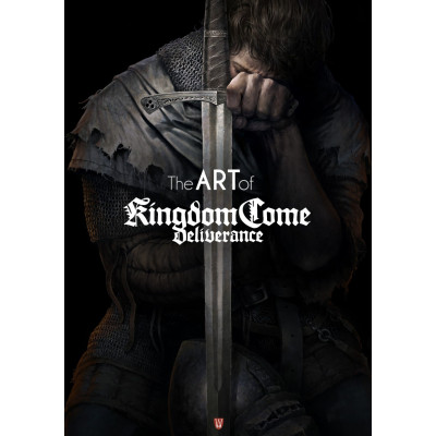 Артбук The Art of Kingdom Come: Deliverance [Hardcover]