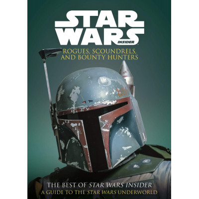 Книга Titan Books Star Wars: Rogues, Scoundrels & Bounty Hunters [Paperback]