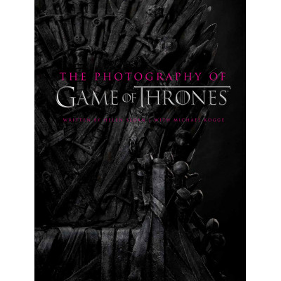 Книга HarperCollins The Photography of Game of Thrones [Hardcover]