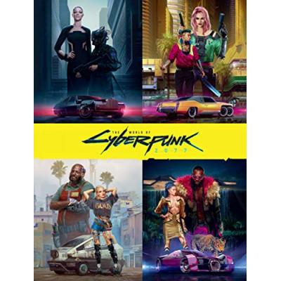 Книга Dark Horse The World of Cyberpunk 2077 [Hardcover]