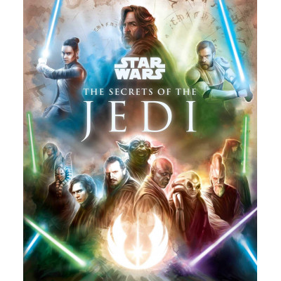 Книга Insight Editions Star Wars: The Secrets of the Jedi [Hardcover]