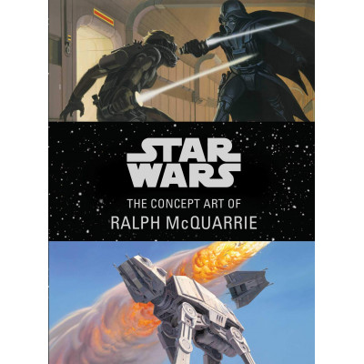 Артбук Insight Editions Star Wars: The Concept Art of Ralph McQuarrie Mini Book [Hardcover]