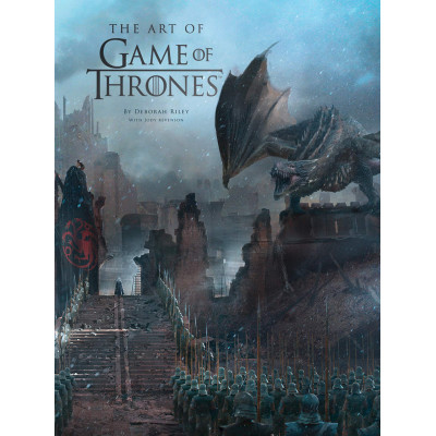 Артбук HarperCollins The Art of Game of Thrones [Hardcover]
