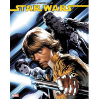 The Marvel Art Of Star Wars [Hardcover]