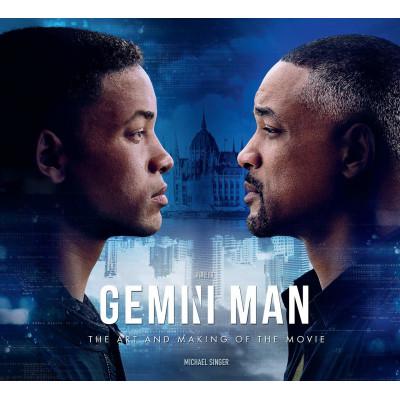 Артбук Titan Books Gemini Man - The Art and Making of the Film [Hardcover]