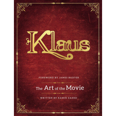 Артбук Titan Books Klaus: The Art of the Movie [Hardcover]