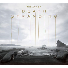 The Art of Death Stranding [Hardcover]