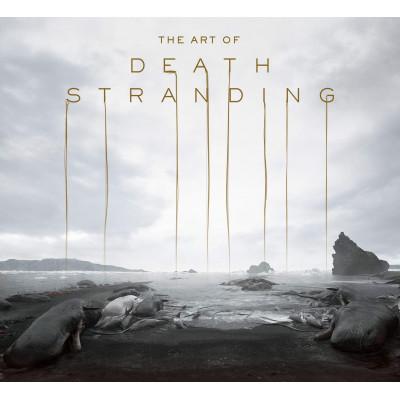 Артбук Titan Books The Art of Death Stranding [Hardcover]