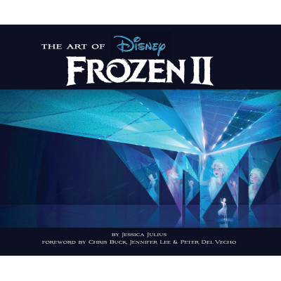 Артбук Chronicle Books The Art of Frozen 2 [Hardcover]